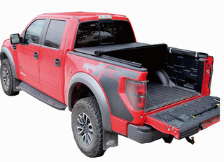 Lock & Roll Up Soft Tonneau Cover for Dodge Ram 1500 02-18' Short Bed 5.7""