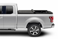 Lock Roll Up Tonneau Bed Cover for Toyota Tundra 07-18 6.5ft Bed