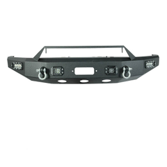 14-16 Toyota Tundra Front Led Winch Bumper for Toyota Tundra