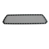 12-15 Toyota Tacoma 1PC Cutout Evolution Black Stainless Steel Wire Mesh Grille for Toyota Tacoma
