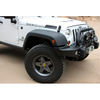 Front Bumper with Bull Bar or without Bull Bar for Jeep Wrangler JK