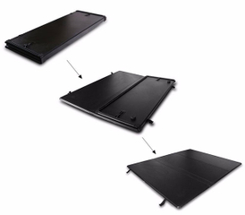 05-18 Toyota TACOMA 5ft 6ft Short Bed Hard Solid Trifold Tonneau Cover