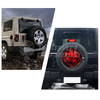 Brake Light (Black Cover) for Jeep Wrangler JK