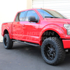 2009-2014 Ford F150 Pocket Style Fender Flares