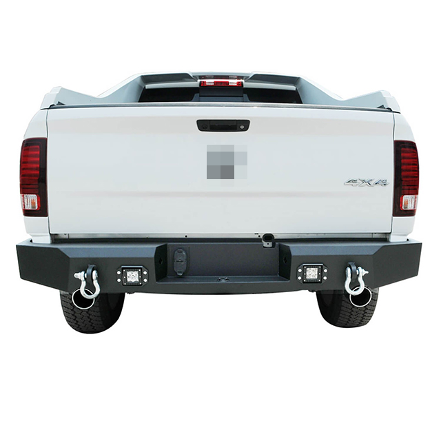 13-16 Dodge Ram 1500 Rear Bumper W/ Led for Dodge Ram