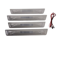 Door Sill Plate-Led for Toyota Hilux Vigo