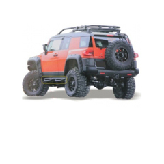 Running Board for Toyota FJ Cruiser