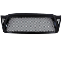 05-11 Toyota Tacoma Stainless Steel Wire Mesh Packaged Grille Black for Toyota Tacoma