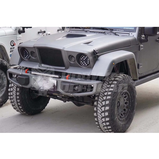 Jeep Wrangler Jk Body Kits