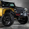 Front Bumper Aluminum Alloy for Jeep Wrangler JK