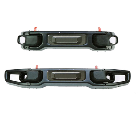 10th anniversary front bumper with winch plate and hook for Jeep Wrangler JK