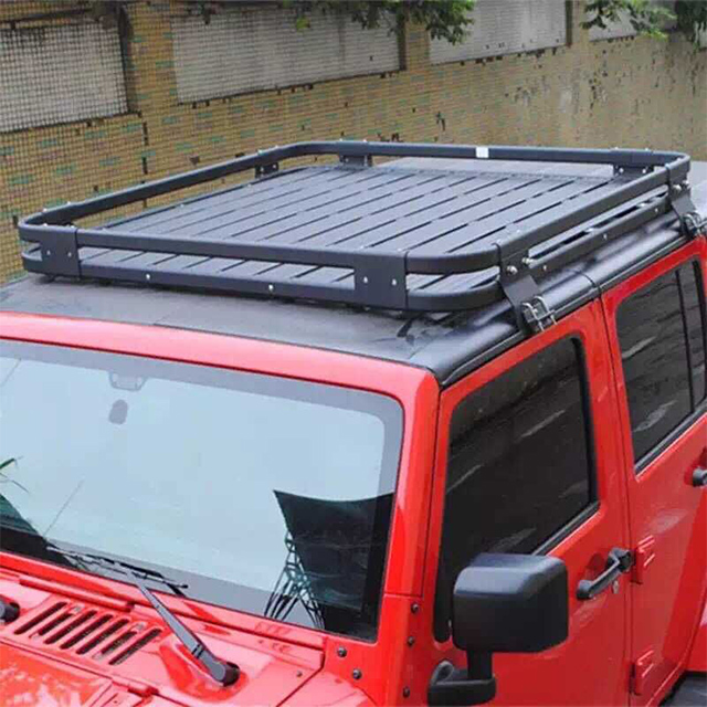 Roof Rack ( Aluminum Alloy) 4-DOOR for Jeep Wrangler JK