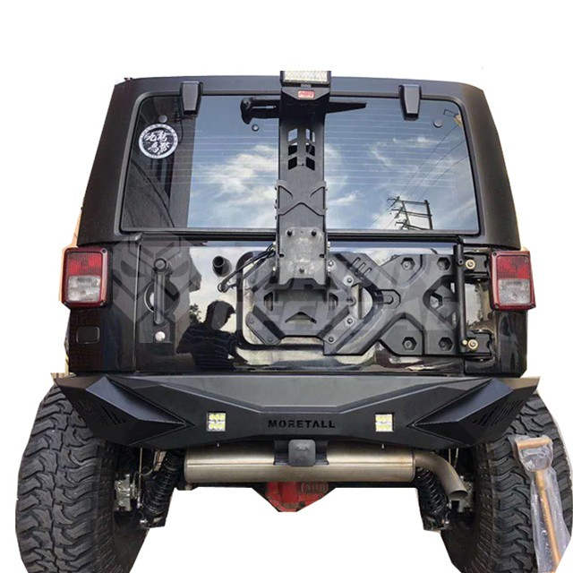 Rear Bumper for Jeep Wrangler JK
