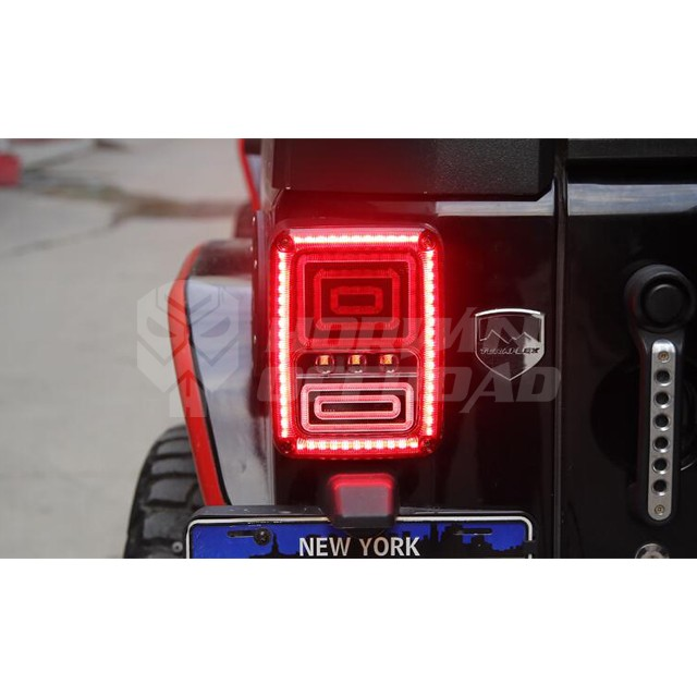 LED Tail Lamp for Jeep Wrangler JK