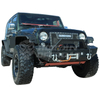 07-17 Jeep Wrangler Warrior Front Bumper