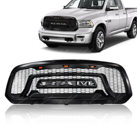 Grill for Dodge Ram 13-18 with Led
