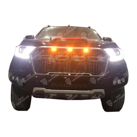 Ranger T7 Body Kits- Steel Material with Led Fog Light