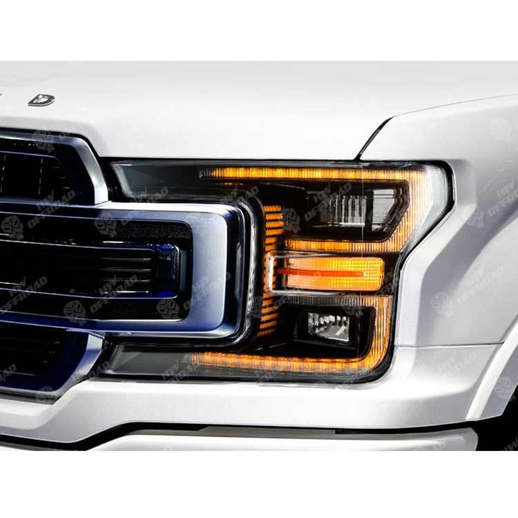 F150 2018 LED HEAD LAMP