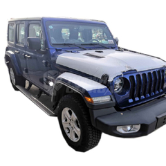 Electric Running Board for Jeep Wrangler JL for 4 Door