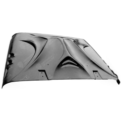 Engine Hood Cover for Jeep Wrangler JK