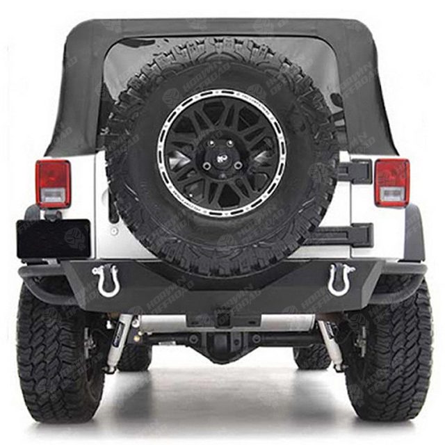 JK R1 Rear Bumper for Jeep Wrangler