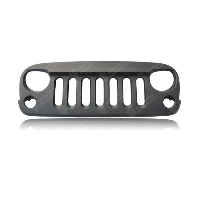Front Grille (ABS) For Jeep Wrangler JK